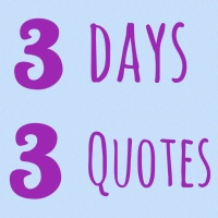 3 days 3 quotes tag!! FINAL DAY 😭 😭 😭